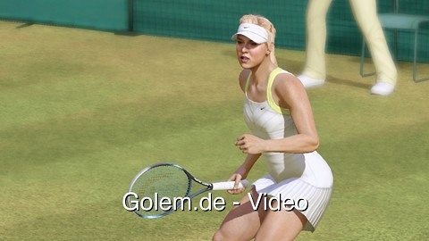 Grand Slam Tennis 2 - Becker vs. Sharapova