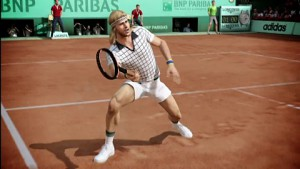 Grand Slam Tennis 2 - Trailer (French Open)