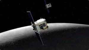 Die Rückseite des Mondes - Nasa