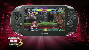 Ultimate Marvel vs. Capcom 3 - Trailer (Vita)