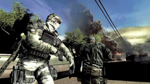 Ghost Recon Future Soldier - Trailer (Solomodus)