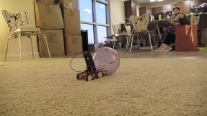 Romo macht aus dem Smartphone einen Roboter