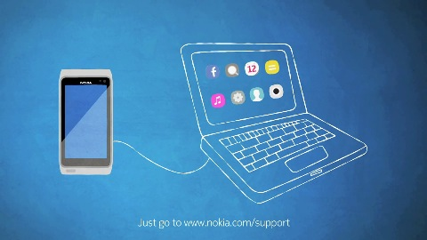 Nokia Belle Update - Trailer