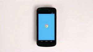 Google stellt Chrome für Android-Beta vor