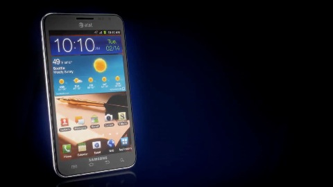 Samsung Galaxy Note - Trailer