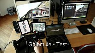 Flugsimulator X-Plane 10 - Test