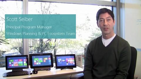 Microsoft zeigt Windows on ARM (WOA)