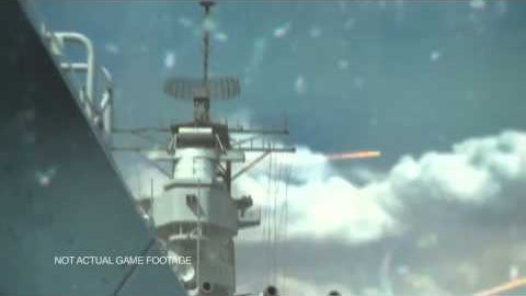 Battleship The Videogame - Trailer