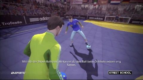 Fifa Street - Trailer (Ballkontrolle)