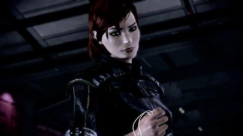 Mass Effect 3 - Trailer (Reinstated Female Shepard)