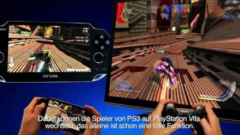 PS Vita und PS3 Cross Play - Trailer