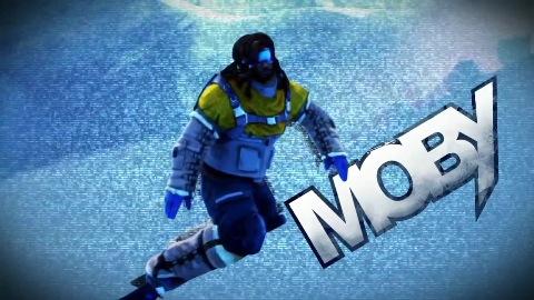 SSX - Trailer (Spielfigur Moby)