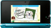 Valentinstag auf dem Nintendo 3DS