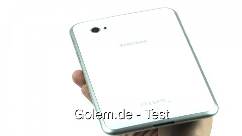 Samsung Galaxy Tab 7.0 Plus N - Test