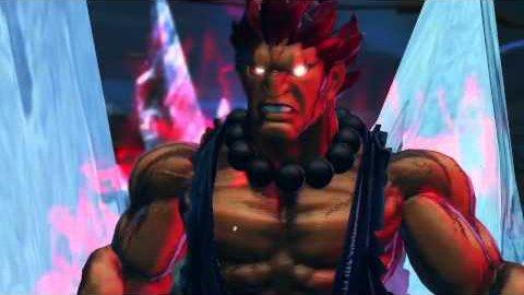 Street Fighter X Tekken - Trailer (Gameplay)