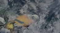 Cleanspace One beseitigt Weltraumschrott