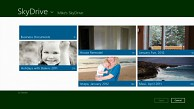 Skydrive in Windows 8 - Trailer