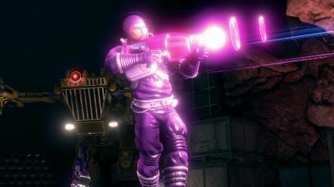 Saints Row The Third - Gangstas in Space (DLC)