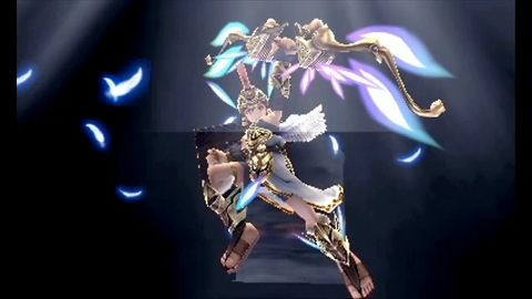 Kid Icarus Uprising - Trailer (Three Sacred Treasures)