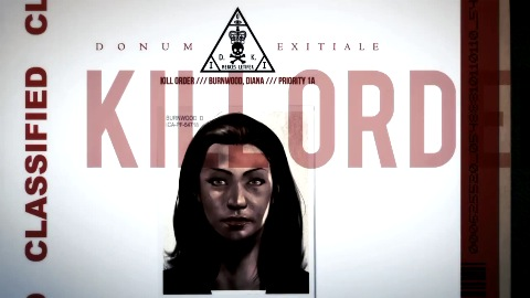 Hitman Absolution - Trailer (Diana Burnwood)