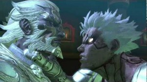 Asura's Wrath - Trailer (Launch)
