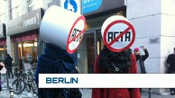 Acta-Demonstration für den 25. Februar angekündigt