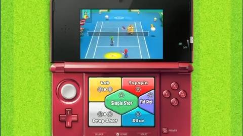 Mario Tennis Open - Trailer (Gameplay)