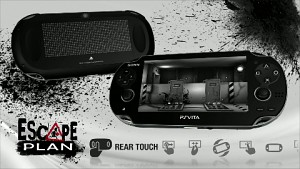 Escape Plan für Playstation Vita - Trailer (Launch)