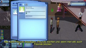 Die Sims 3 - Community Features - Trailer