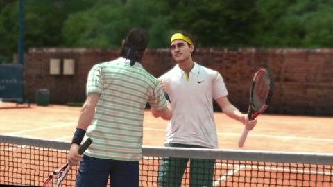 Virtua Tennis 4 World Tour - Trailer (Launch, Vita)