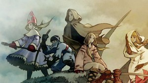 Final Fantasy Tactics - War of the Lions für iPad