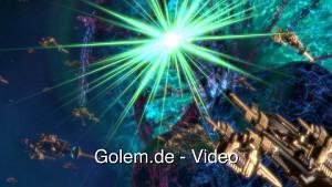Asura's Wrath - Gameplay aus Kapitel 1 und 2