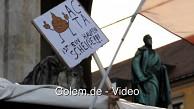 Zweiter Protesttag gegen Acta in München