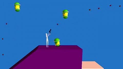Shoot Many Robots - vom Prototyp zum Spiel