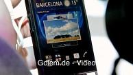 Sony Xperia U - Hands on (MWC 2012)