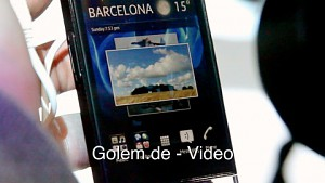 Sony Xperia U - Hands on (MWC 2012)