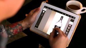 Photoshop Touch für iPad 2 - Trailer