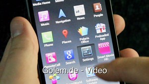 LG Optimus 4X HD - Hands on (MWC 2012)