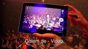 Huawei zeigt Mediapad 10 FHD (MWC 2012)