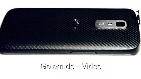 LG Optimus L7 - Hands on (MWC 2012)