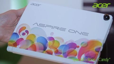 Acer stellt D270 Netbook vor - Trailer
