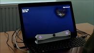 Computerspiel steuern mit den Augen