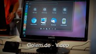 Ubuntu for Android - Hands on (MWC 2012)