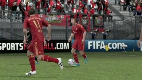 Fifa 12 - Bundesligaprognose (Bayer vs. Bayern)
