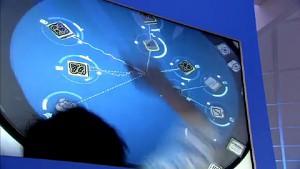Intel zeigt Reactable auf dem MWC 2012
