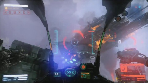 Hawken - Trailer (Gameplay, März 2012)
