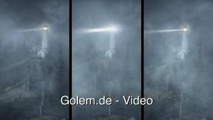 Alan Wake für PC - Vergleich der Grafikstufen