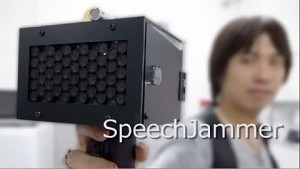 Speech Jammer - Trailer