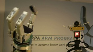 Autonomous Robotic Manipulation, Phase 1 - Darpa