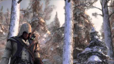 Assassin's Creed 3 - Trailer (Debut)